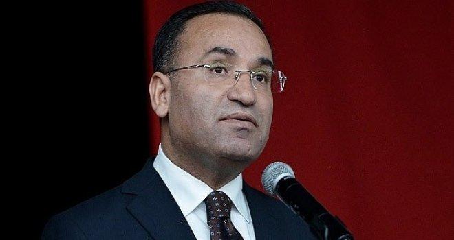 Bozdağ: Bildiriyi PKK hazırlamıştır
